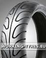 Motorcycle Street Tyres - Shinko F006 Podium 120/60ZR17 55W TL