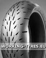 Motorcycle Street Tyres - Shinko R003A HookUp 180/55ZR17 73W TL