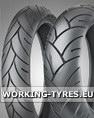 Motorcycle Street Tyres - Shinko R005 Advance 190/50ZR17 73W TL