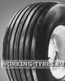 Implement Tyres - Titan Flo-Trac Rib HF-1 31x13.50-15 8PR TL