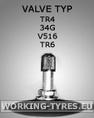 Inner-tubes ATV - Inner Tube 16x8.00-7 TR6
