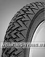 Moped Tyres - VeeRubber V087 2.00-16 (20x2.00) 36J TT