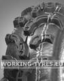 ATV, Quad Tyres - Wanda P375 25x11.00-10 6PR 53J TL